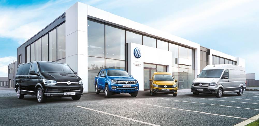 Volkswagen LCV 2019