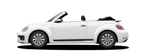 Nuevo Volkswagen Beetle Cabrio en Sartopina