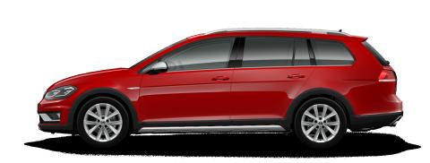 Nuevo Volkswagen Golf Alltrack en Sartopina