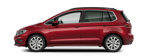 Nuevo Volkswagen Golf Sportvan en Sartopina