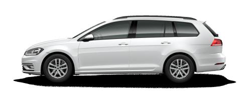 Nuevo Volkswagen Golf Variant en Sartopina
