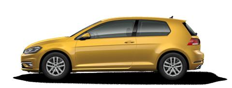 Nuevo Volkswagen Golf en Sartopina