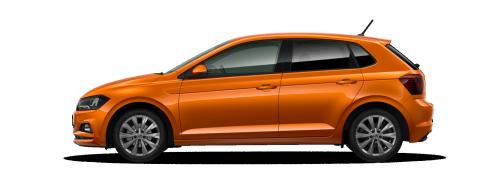 Nuevo Volkswagen Polo en Sartopina