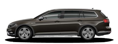 Nuevo Volkswagen Passat Alltrack en Sartopina