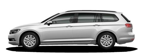 Nuevo Volkswagen Passat Variant en Sartopina