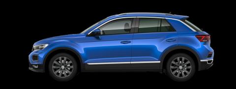 Nuevo Volkswagen T-ROC en Sartopina
