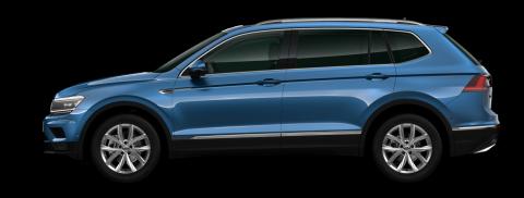 Nuevo Volkswagen Tiguan Allspace en Sartopina