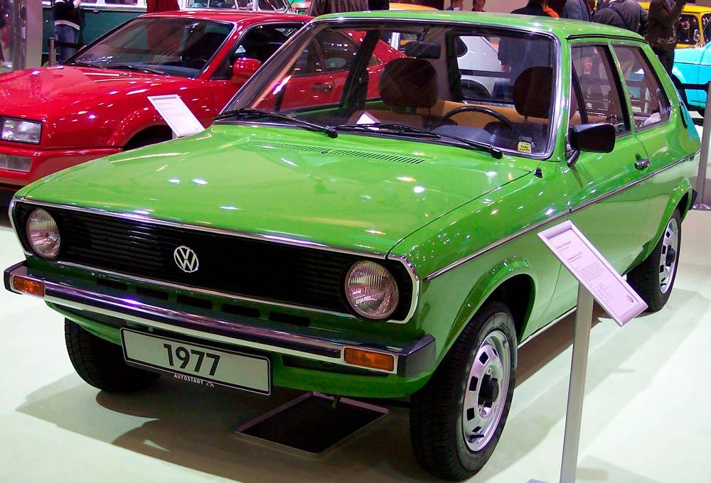 Versión uno del Volkswagen Polo