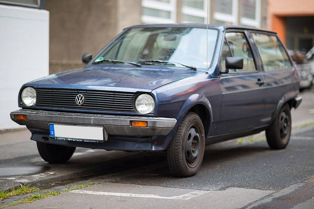 Versión MKII del Volkswagen Polo