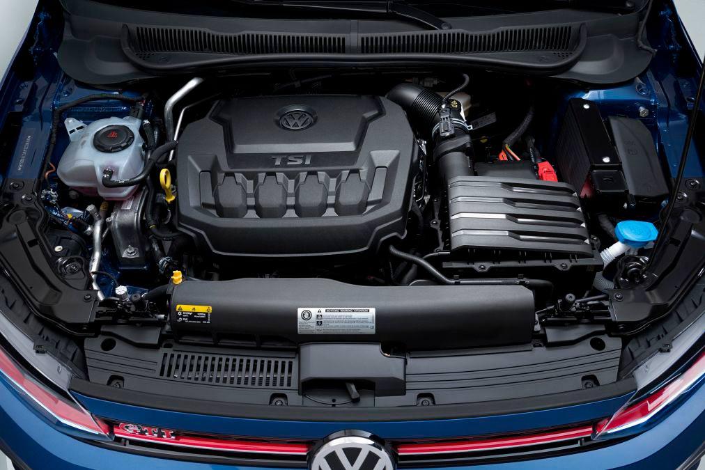 Descubre la potencia del motor GTI del Polo