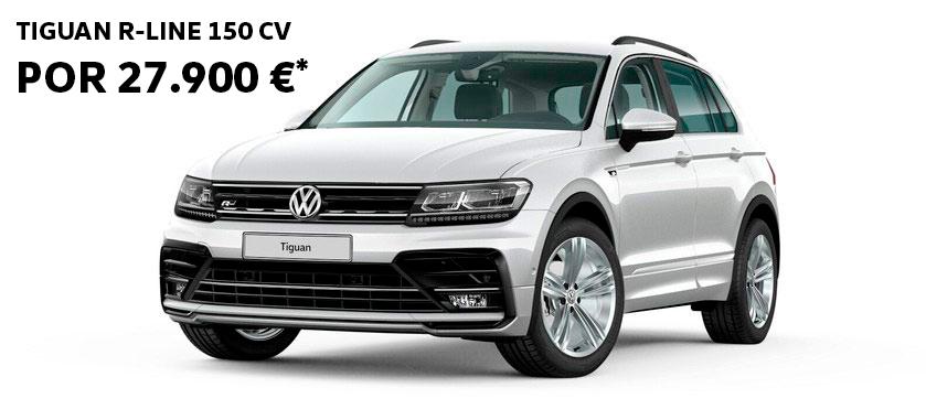 Volkswagen Tiguan Advance R-Line