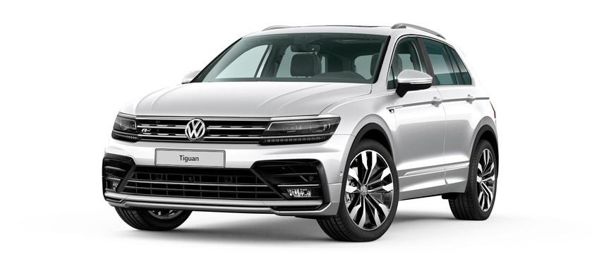 Volkswagen Tiguan oferta My renting