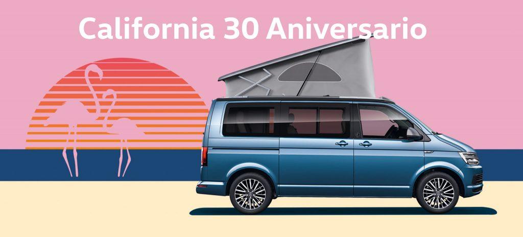 Aniversario California Volkswagen en Zaragoza