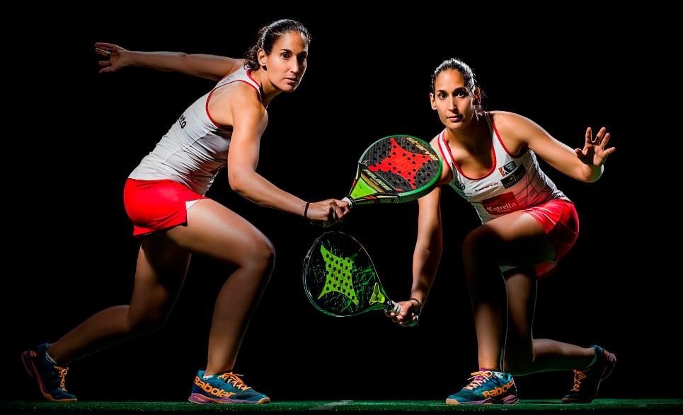 Las gemelas Atomikas de Zaragoza ganan el mundial por parejas