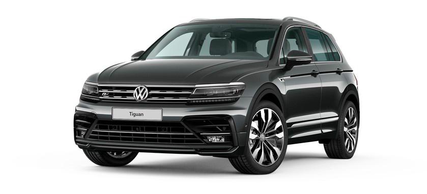 Volkswagen tiguan oferta coche nuevo Zaragoza