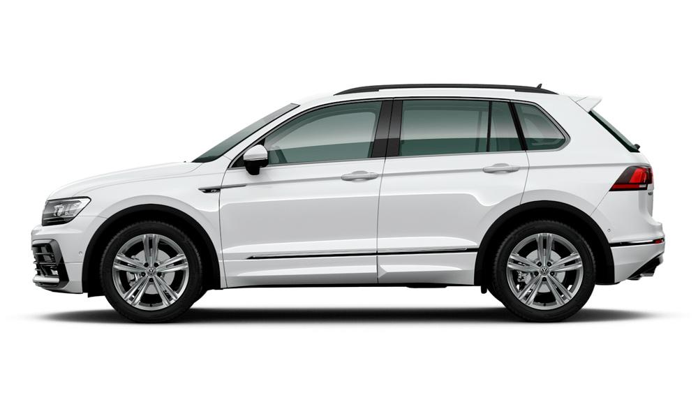 Volkswagen Tiguan oferta coche nuevo en zaragoza
