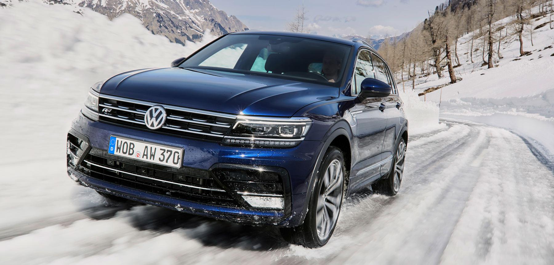 Nuevo Volkswagen Tiguan oferta coche Zaragoza