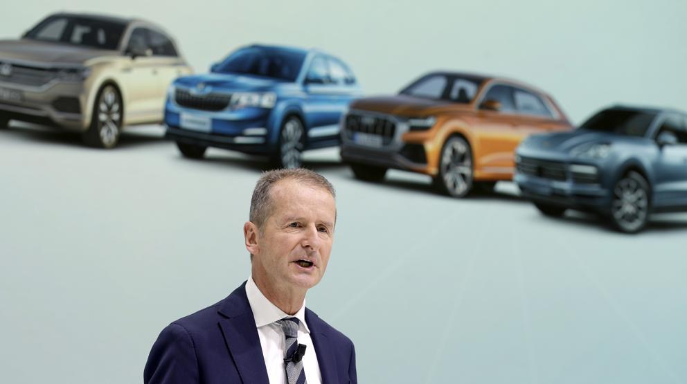El grupo Volkswagen aumenta su beneficio