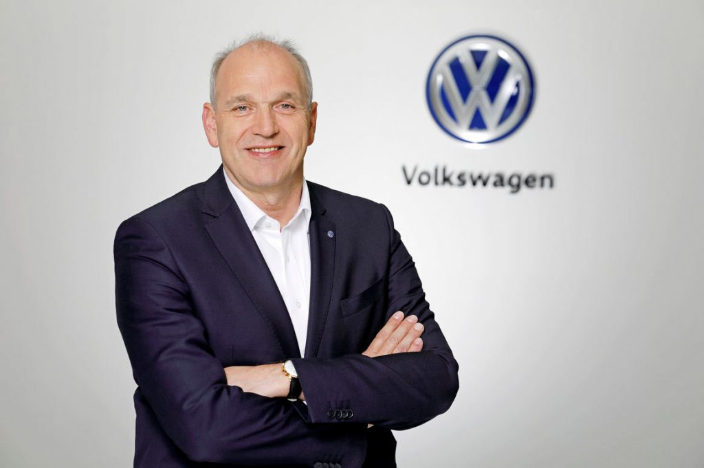 Ventas y marketing Volkswagen
