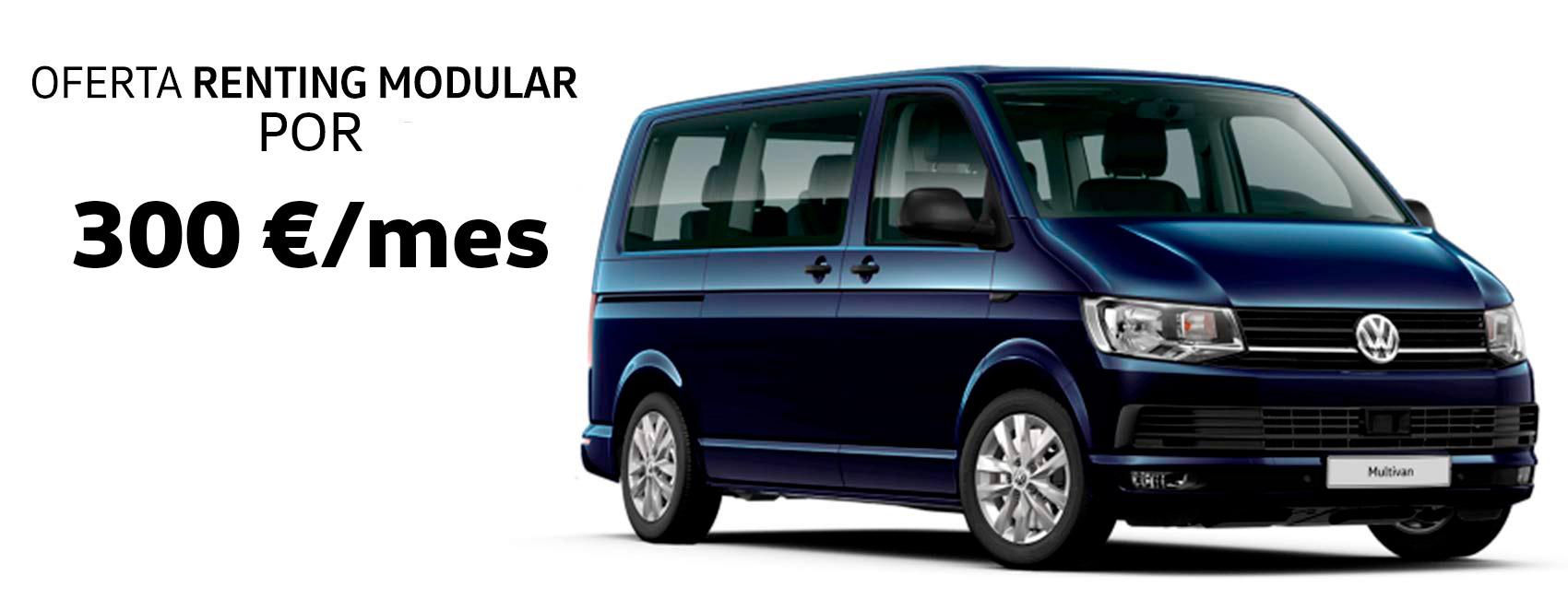 Volkswagen Multivan en oferta en Sartopina