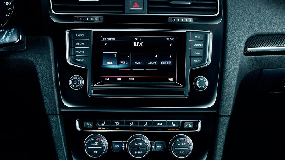 Control por voz VW sartopina