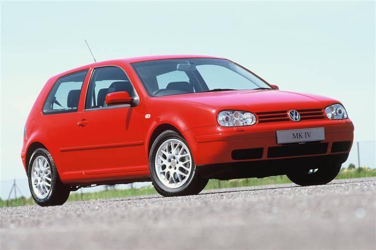 Volkswagen Golf, la cuarta versión del compacto
