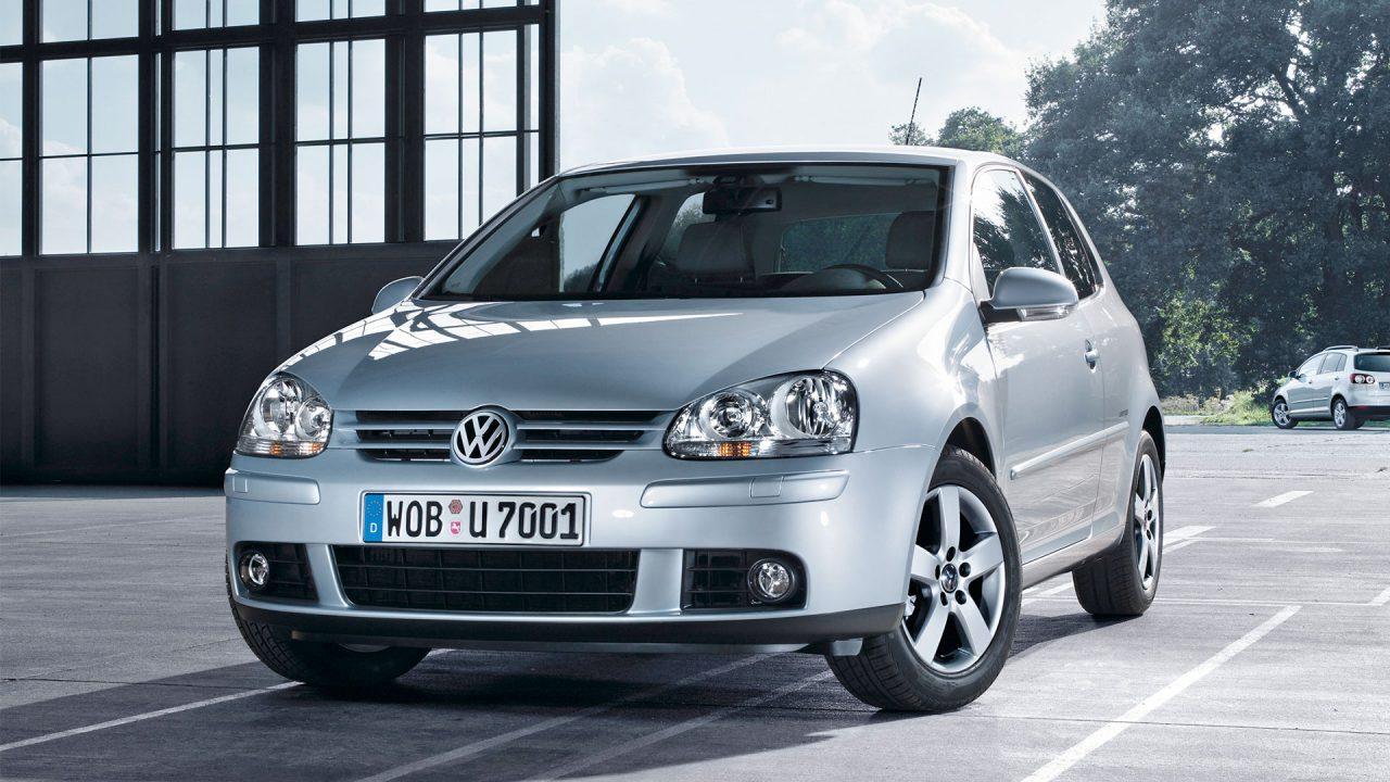 Volkswagen Golf, la quinta versión
