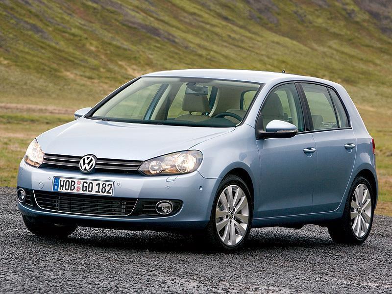 Volkswagen Golf, sexta generación del compacto
