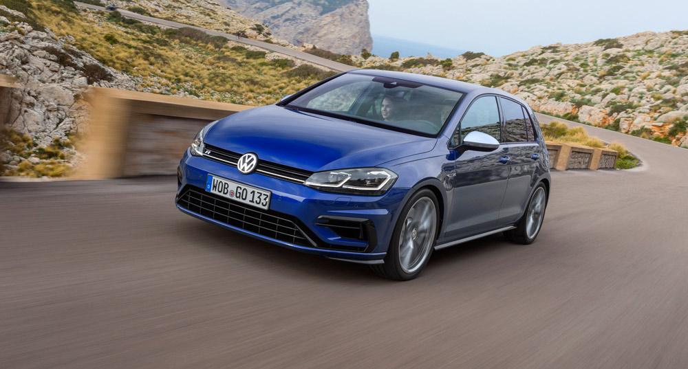 Volkswagen Golf icono de la automocion