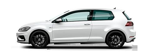 Volkswagen Golf R en Zaragoza Sartopina