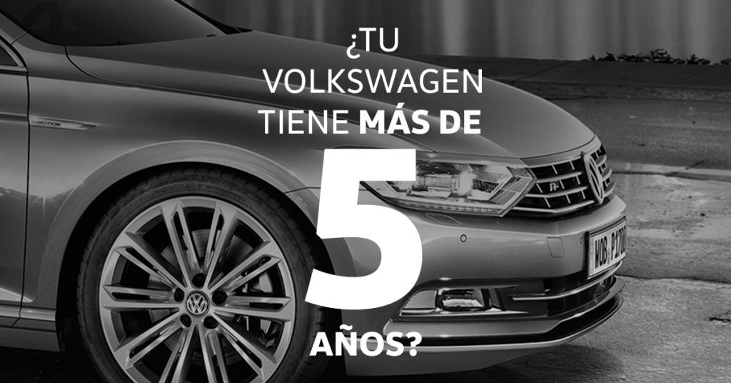Volkswagen mantenimiento y desgaste