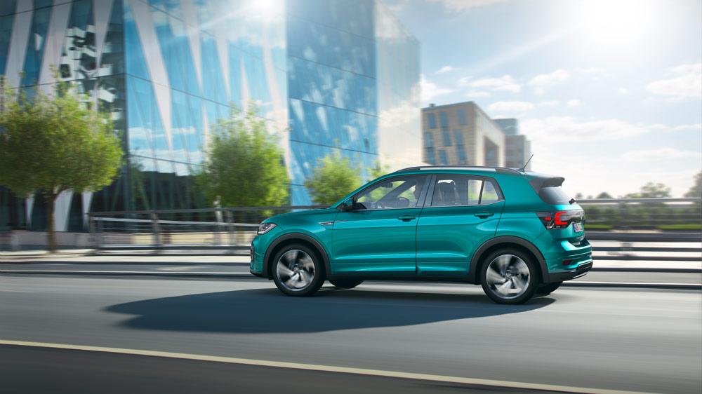 TCROSS nuevo Volkswagen Zaragoza