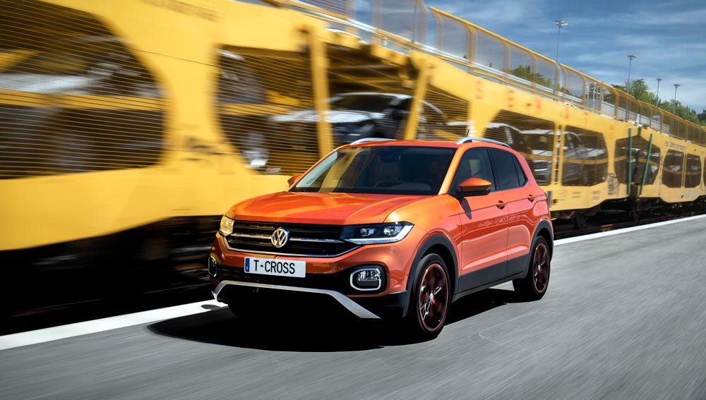 Volkswagen YCROSS oferta zaragoza