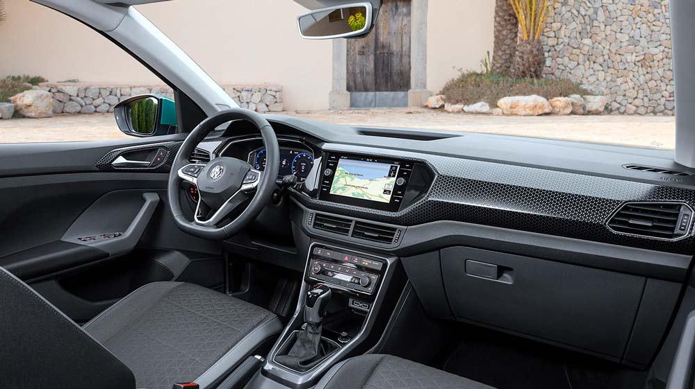 Volkswagen TCROSS oferta Zaragoza