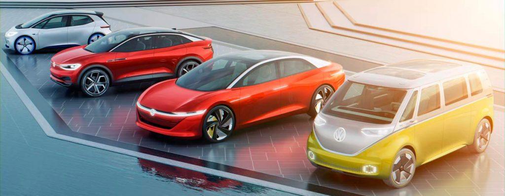PLAN MOVES vehículos eléctricos Volkswagen Zaragoza