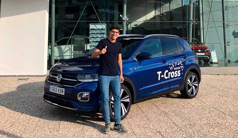 Volkswagen TCROSS la prueba Zaragoza