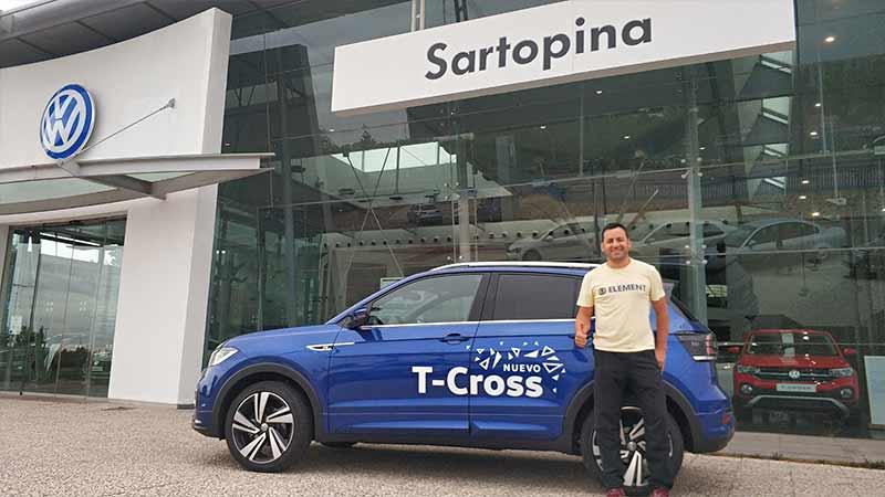 Tcross Volkswagen Zaragoza