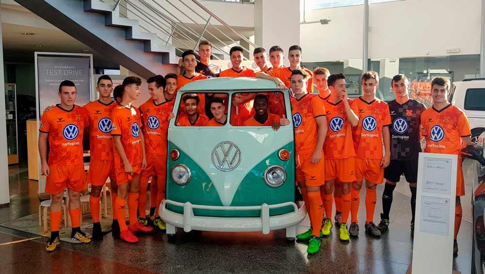 Volkswagen Torneo Zaragoza Goya
