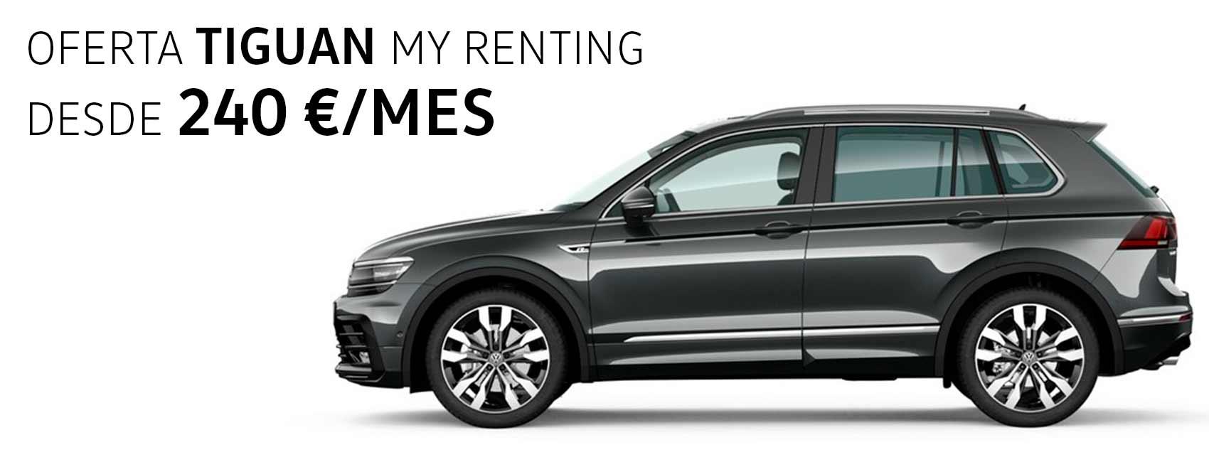 Volkswagen renting zaragoza
