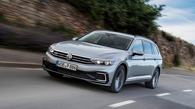 Volkswagen zaragoza passat