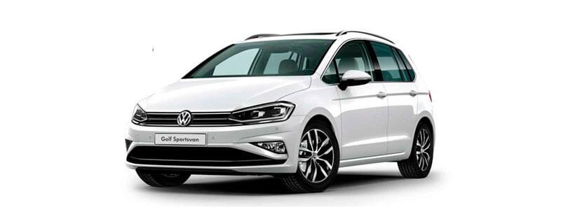 Volkswagen Golf Sportsvan Zaragoza