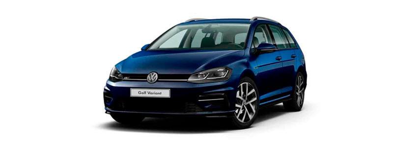 Volkswagen Golf-Variant Zaragoza