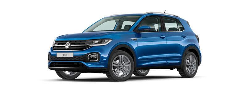 Volkswagen T-CROSS zaragoza