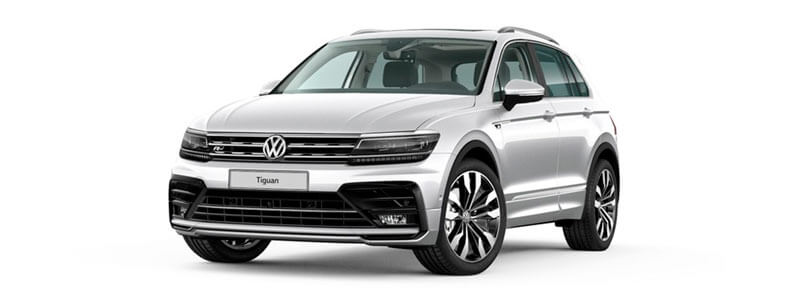 Volkswagen Tiguan Zaragoza