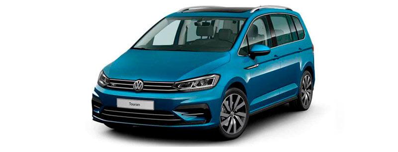 Volkswagen Touran Zaragoza