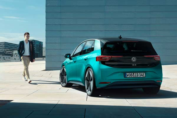 ID 3 zaragoza Volkswagen