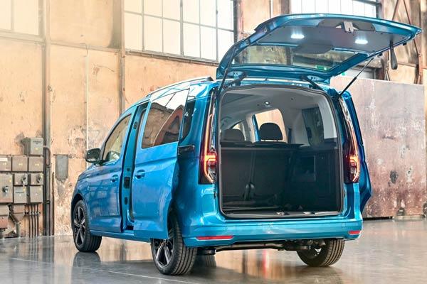 Volkswagen Caddy 2021 abierta
