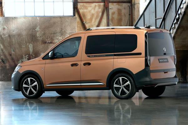 Caddy 2021 Volkswagen