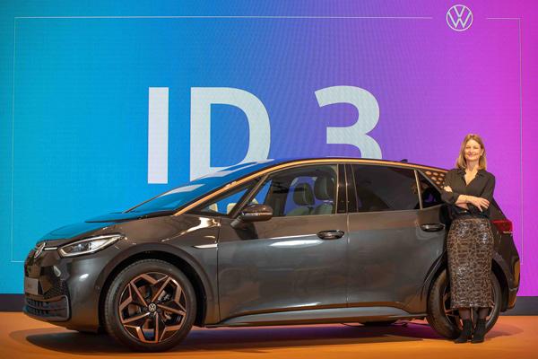 Nuevo ID 3 Volkswagen