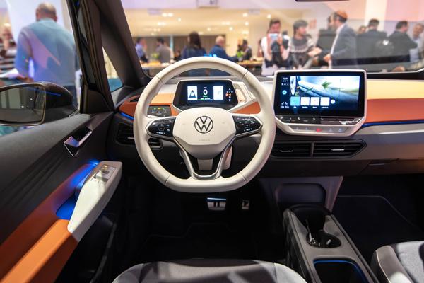 Interior Volkswagen ID 3